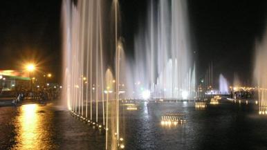 广场喷泉(3)